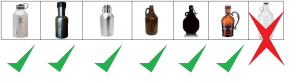 growler types