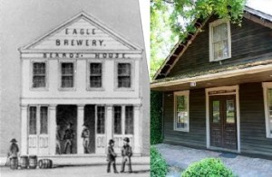 The Eagle Brewery (before & after)